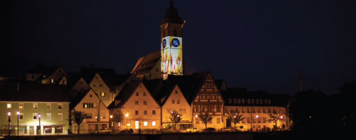 Nurtingen_Projection_Mapping