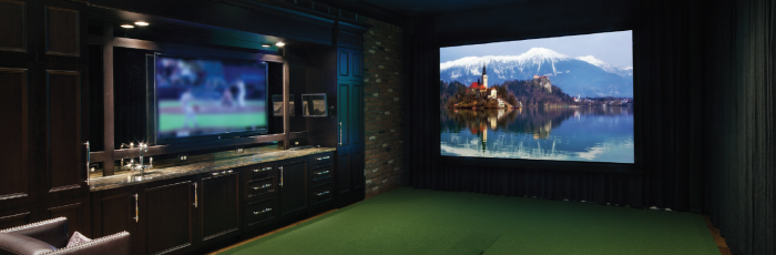 Zio Multi-Purpose Media Room